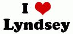 I Love Lyndsey
