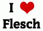 I Love Flesch