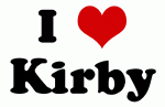 I Love Kirby