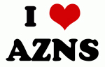 I Love AZNS