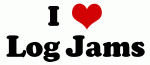 I Love Log Jams