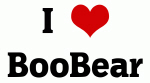 I Love BooBear