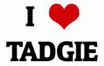 I Love TADGIE