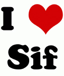 I Love Sif