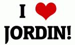 I Love JORDIN!