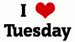 I Love Tuesday