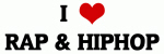 I Love RAP & HIPHOP