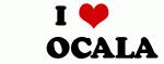 I Love       OCALA