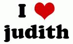 I Love judith