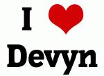 I Love Devyn