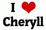 I Love Cheryll