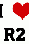 I Love R2