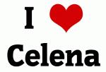 I Love Celena