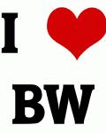 I Love BW