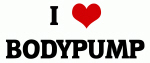I Love BODYPUMP