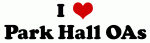 I Love Park Hall OAs