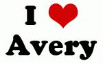 I Love Avery
