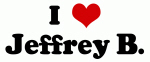 I Love Jeffrey B.