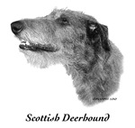 Deerhound items with this design