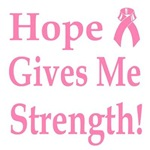 Breast Cancer Hope Gives Me Strength