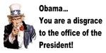 Obama Disgrace