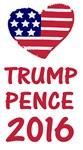 I Love Trump Pence