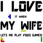 I Love My Wife Video Games