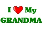 I love My Grandma Green