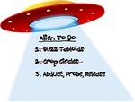 UFO To Do