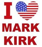 I love Mark Kirk