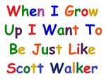 Scott Walker when I grow up
