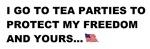 Tea Party Freedom