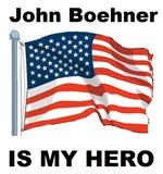 John Boehner is my hero