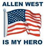 Allen West is my hero