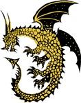 Bi-coloured Ring Dragon
