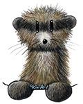Ferret Caricature