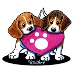 Valentine Beagles