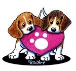 Valentine Beagles