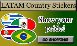 LATAM Stickers