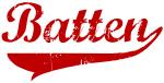 Batten (red vintage)