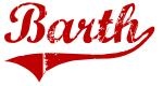 Barth (red vintage)