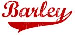 Barley (red vintage)