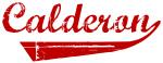 Calderon (red vintage)