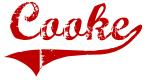 Cooke (red vintage)