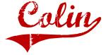 Colin (red vintage)