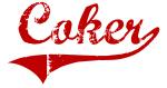 Coker (red vintage)