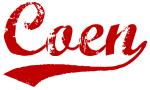 Coen (red vintage)