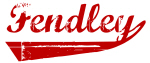 Fendley (red vintage)