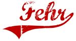 Fehr (red vintage)