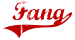 Fang (red vintage)